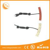860*200mm 800W kundenspezifische Spannung Slicone flexible heiße Gummiplatte
