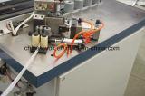 Houten het Verbinden van de Rand van Mannual van het Frame van pvc van het Meubilair Semi Automatische Machine (fbj-888-a)