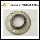 304 316Lステンレス鋼の正方形の手すりの床のフランジ