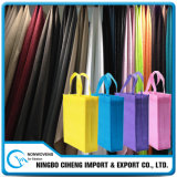 Tissu non-tissé de perforateur de pointeau de polyester pour le sac à provisions