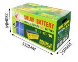 Retractable rápidamente 12V 200ah de grafeno de gel de la batería para el Sistema Solar