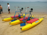 Bicicleta comercial del agua de la vespa del mar de las operaciones y de los centros turísticos de la playa de los campos