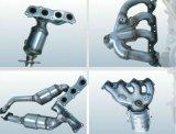 자동차 배출 정화기 3방향 촉매 컨버터