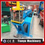 Rolo de aço automático da porta do Slat do obturador do rolo que dá forma à máquina