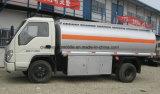 3 tonnellate 4 tonnellate di acciaio al carbonio 5 tonnellate del combustibile di camion di autocisterna da vendere