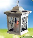 Indicatore luminoso solare esterno tremulo della candela/candela solare dell'indicatore luminoso del tè