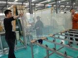 Porta de brilho intercambiável de vidro inteligente