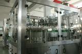 Equipo de relleno embotellador de la bebida automática de la botella de cristal con control del PLC
