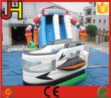 Attractive glissière gonflable géante Alien à vendre