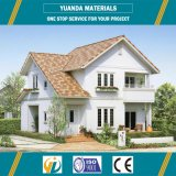 가정 디자인 금속 조립식 집 Prefabricated 별장 집