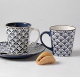 Porcelaine promotionnelle 12oz Ceramic Glazed Mug