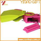 カスタム高品質のティーバッグ(YB-AB-012)が付いている多彩なシリコーンの茶Infuser