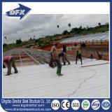 Edifícios claros pré-fabricados personalizados da construção de aço do baixo custo