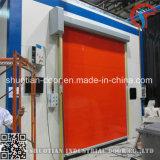 Portello veloce ad alta velocità veloce automatico del PVC (ST-001)