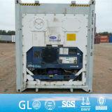 エクアドルパラグアイペルースリナムトリニダードトバゴウルグアイベネズエラ20FT 40FTのISOによって冷やされているフリーザーの容器