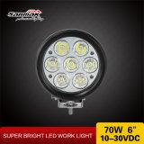 """70W 6 """"高輝度クリー族10W LEDのドライビング・ライト"""