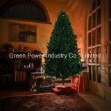 Arbre de Noël Arifical Pine Tree fait naturel de la première classe de PVC avec 1346 plein de conseils (7.5ft)