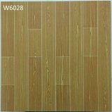 600X600mmの木製の一見のデザインによって艶をかけられる磁器の床タイル