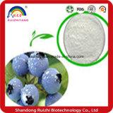 Fornecimento de fábrica 100% Extracto natural de mirtilo Pterostilbeno em pó