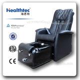 Modernes bewegliches Pedicure u. BADEKURORT Stuhl mit voller Karosserien-Massage (E101-19)