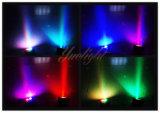 LEIDENE van de LEIDENE het Licht van de 3 Helderheid van Kleuren 10W RGB Hoge Verlichting van de Staaf