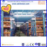 Mezzanin-/Metall-/Stahl-/Qualitäts-Lager-Speicher/Zahnstangen-Plattform