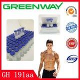 Globaal verkoop Hormoon 10iu Steroid Menselijk GH 191AA voor Supplement Bodybuilding