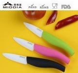 3inchの陶磁器のポケットかキャンプするか、またはフルーツのナイフ