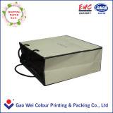 Custom сувенирного магазинов бумажных мешков для пыли с помощью тиснения