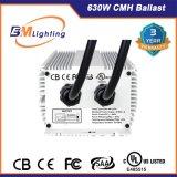 Crecer ligero / 630W doble salida CMH Lastre / Geman Reflector de aluminio