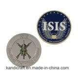 Оптовая изготовленный на заказ монетка сувенира возможности