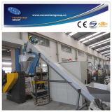 Máquina de la granulación de la película del PE con el estirador doble de la etapa