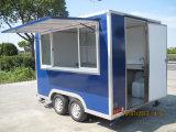 Большой трейлер еды улицы сползая окна профессиональный напольный передвижной (SHJ-MFS300)