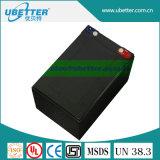 La batería de litio profunda del paquete 12V 9.9ah de la batería del ciclo LiFePO4 substituye la batería de SLA