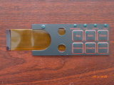 Interruttori di membrana personalizzato della tastiera dello schermo di tocco del pulsante 0.05mm - 1.0mm