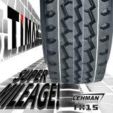 Neumático sin tubo radial 12r22.5 del kilometraje de Timax del omnibus largo del carro