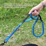 Prima de manos libres con la correa del perro de reproducción ergonómico cinturón de cintura (KCY002)