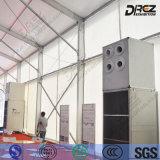 商業展覧会及び結婚披露宴の冷却のための空気によって冷却される中央エアコンHVACシステム