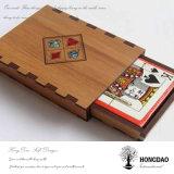 Hongdaoは包装の木箱の記憶のギフトBox_Dをカスタマイズした