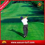 Hierba artificial del golf de los deportes