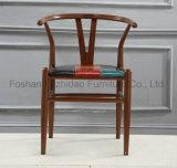 Nouveau design de vente chaude en plein air le Café Restaurant chaise avec Y forme