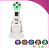 Uso antienvejecedor del hogar del instrumento de la belleza del tratamiento del acné del mini del RF de la radiofrecuencia el ccsme de cara de la elevación el ccsme LED del fotón rejuvenecimiento de la piel