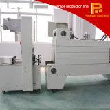 Máquina de pila de discos del envoltorio retractor del PE de la película del encogimiento automático del calor
