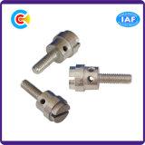 기계장치 또는 기업 나사를 위한 스테인리스 Steel/4.8/8.8/10.9 Chorme 배열된 헤드 나사