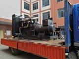 Генератор Deutz 550kw электрический тепловозный приведенный в действие с двигателем Deutz