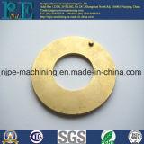 O bronze fazendo à máquina feito sob encomenda do CNC da boa qualidade monta as peças