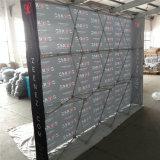 Tribunes van de Vertoning van de Stof van Straigjt van het aluminium 3*3 Pop omhooggaande