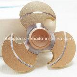 Más recientes mayor precio alto/Fidget mano Spinner Spinner Metal