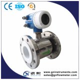 Electromagnetic Flow Meter for Muddy Water