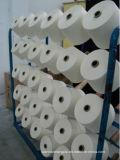 Filato di tessitura mescolato modale 32s del cotone 50% del compatto 50%